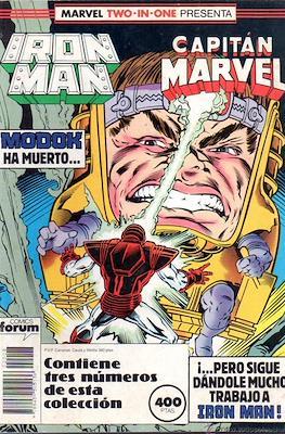 Iron Man. El Hombre de Hierro. Vol. 1 (Rústica retapado 180 pp) #11