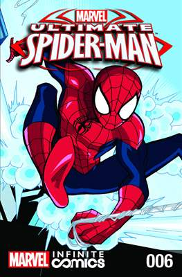 Ultimate Spider-Man: Infinite Comics (Digital) #6