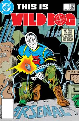 Wild Dog (Comic-book) #3