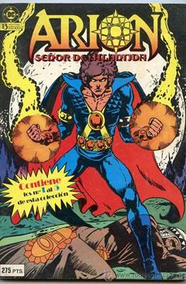 Arion. Señor de Atlantida (Retapado rústica 180 pp) #1