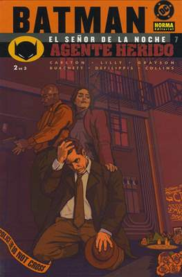 Batman: El Señor de la Noche (2002-2004) #7