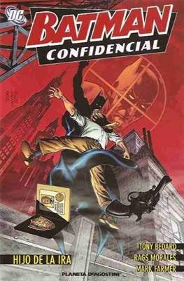 Batman Confidencial (Rústica 96-168 pp) #3