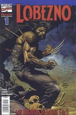 Lobezno Vol. 3 (2003-2005) (Grapa) #1