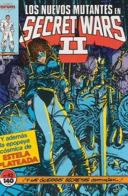 Secret Wars (1985-1987) (Grapa 32 pp) #42
