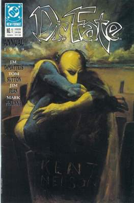 Doctor Fate Vol. 2 Annual
