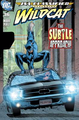 JSA: Classified (Comic-book) #36