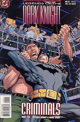 Batman: Legends of the Dark Knight Vol. 1 (1989-2007) (Comic Book) #70