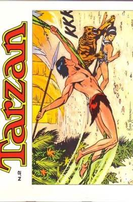 Tarzán (Rústica. 52 pp) #2