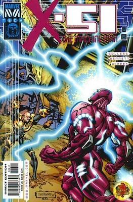 X-51 (Comic Book) #6