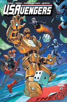 U.S. Avengers #3
