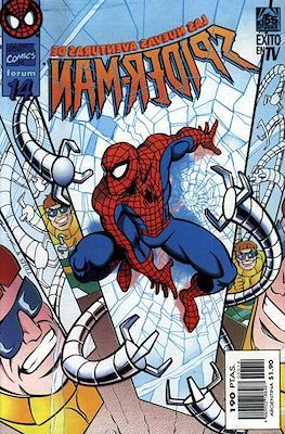 Las nuevas aventuras de Spiderman (Grapa. 17x26. 24 páginas. Color.) #14