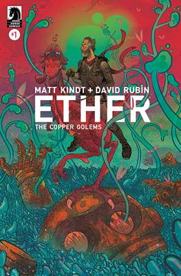 Ether: The Copper Golems (Comic book) #1