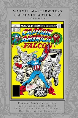 Marvel Masterworks: Captain America (Hardcover) #12