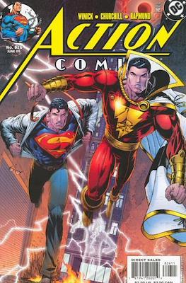 Action Comics Vol. 1 (1938-2011; 2016-) (Comic Book) #826