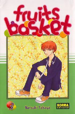 Fruits Basket (Rústica con sobrecubierta) #3
