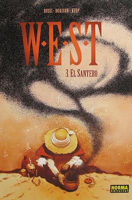 W.E.S.T. (Cartoné 56-128 pp) #3