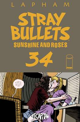 Stray Bullets: Sunshine and Roses (Comic Book) #34