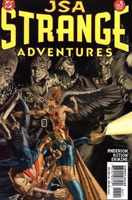 JSA Strange Adventures (2004-2005) (Saddle-stitched) #5