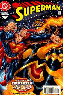 Superman Vol. 2 (1987-2006) (Comic Book) #153