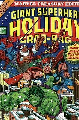 "Marvel Treasury Edition (Formato tabloide 10"" x 14"") #13"