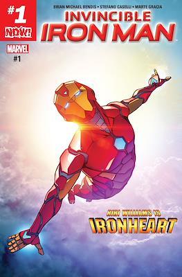 Invincible Iron Man Vol. 4