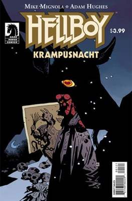 Hellboy: Krampusnacht (Variant Covers) (Grapa) #1.1