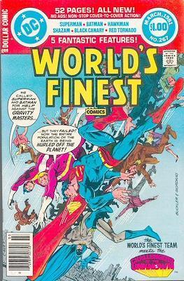 World's Finest Comics (1941-1986) (Grapa) #267