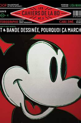 Les Cahiers de la BD #3