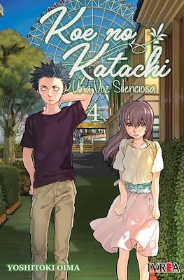 Koe no Katachi - Una Voz Silenciosa (Rústica) #4