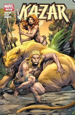 Ka-Zar (Vol.5 2011) (Comic book) #1