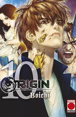 Origin (Rústica con sobrecubierta) #10