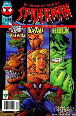 Spider-Man Vol. 2 (Grapa) #29