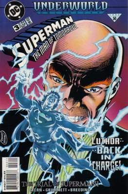Superman The Man of Tomorrow Vol. 1 (Comic Book) #3