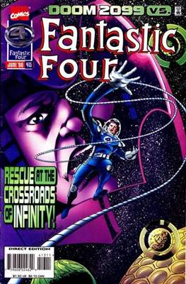 Fantastic Four Vol. 1 (1961-1996) (saddle-stitched) #413