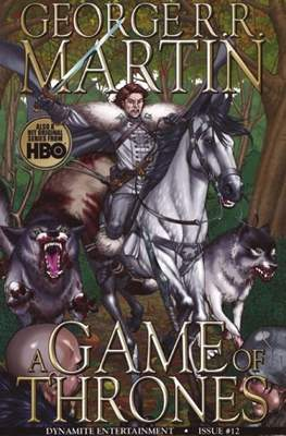 A Game Of Thrones (Comic Book) #12