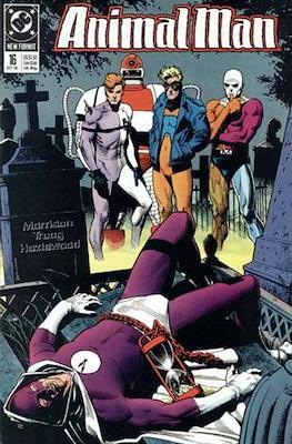 Animal Man (1988-1995) (Comic Book) #16