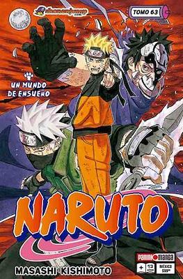 Naruto (Rústica) #63
