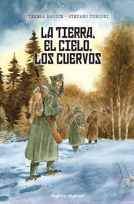 La tierra, el cielo, los cuervos (Cartoné 208 pp)