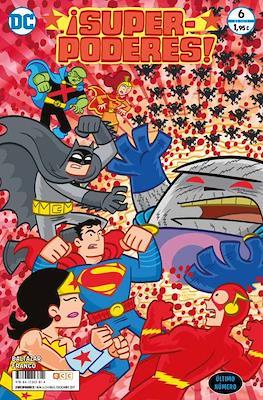 ¡Super-poderes! (Grapa) #6
