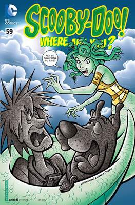 Scooby-Doo! Where Are You? (Comic Book) #59