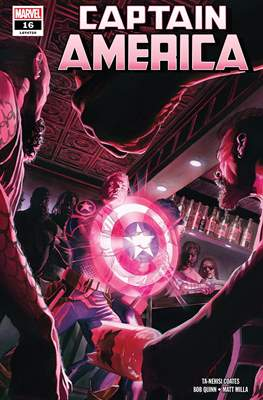 Captain America Vol. 9 (2018-) (Comic-book) #16