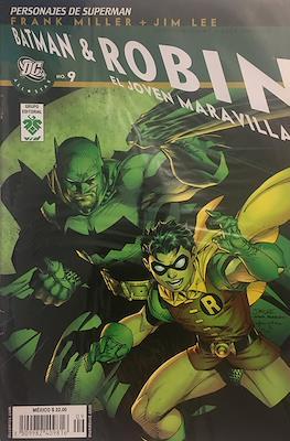 Batman & Robin, el joven maravilla (Grapa) #9