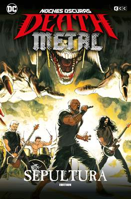 Noches Oscuras: Death Metal - Band Edition #5