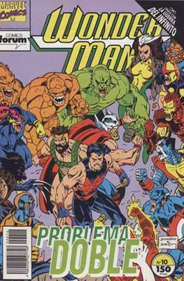 Wonder Man (1993-1994) #10