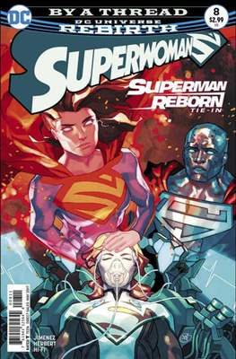 Superwoman (2016-2018) (Comic-book) #8
