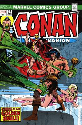 Conan The Barbarian: The Original Marvel Years (Hardcover 720-856-824 pp) #2