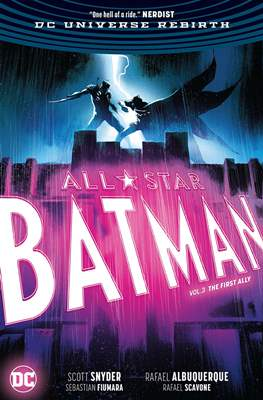 All Star Batman Vol. 1 (2016-2017) (Softcover) #3