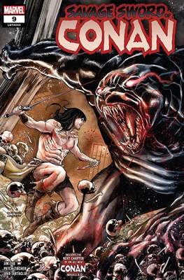Savage Sword Of Conan (2019-) (Comic Book) #9