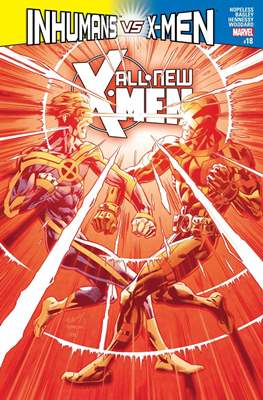 All-New X-Men Vol. 2 (Comic-Book) #18