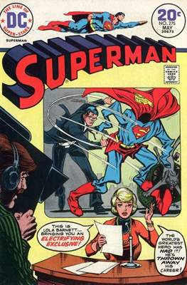 Superman Vol. 1 / Adventures of Superman Vol. 1 (1939-2011) (Comic Book) #275